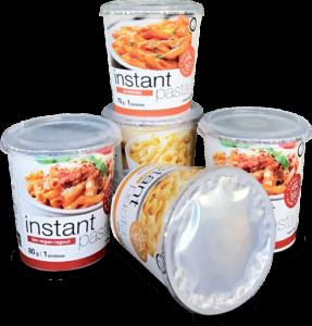 Storci Instant Pasta Cups